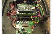 Eenvoudige Arduino Bluetooth Cybot op de beweging en de Android Appplication (bijgewerkt)