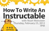 Leren het ambacht en het publiceren van een Instructable op de San Jose TechShop