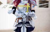 Erza Scarlet van hart Kreuz Armor: borst-delige