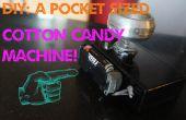 DIY: Een Pocket sized suikerspin machine!