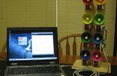 Arduino gereguleerde klokkentoren/beiaard