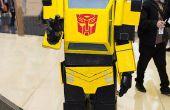 """Hoe maak je een Transformers: """"Hommel"""" kostuum"""