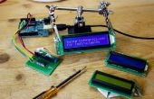 Alfanumerieke Display Arduino Kit: Vergadering tutorial