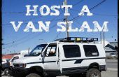 Hoe voor het hosten van een Slam Van