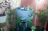 Barrelponics - krijgen begon met Aquaponics