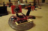 Uw eigen hovercraft te bouwen