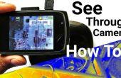 Maak Basic infrarode thermische Imaging Camera voor goedkoop! Elke Camera zetten in infrarode thermische Camera