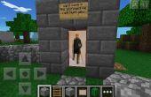 Hoe maak je een lijfwacht in minecraft!