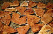 Kaneel suiker Pita Chips