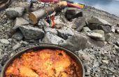 Convection Oven Mexicaanse lasagne