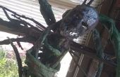 Scarecrow - ranken, tentakels en meer