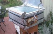 Programmeerbare slimme zonne-Oven