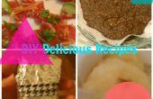 Gemakkelijk + gezonde recepten | #2