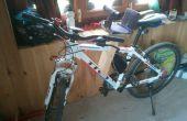 HOUT kind de fiets / fiets SEAT