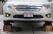 2010 Ford Fusion verborg mist installatie