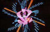 N00tron 3D sferische volumetrische Display - interactieve vertonen