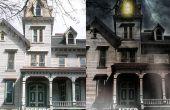 Haunted House foto bewerken