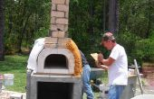Bouw een DIY pizza oven kit in een volledige wood fired pizza-oven.