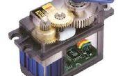 Servo Motor Control met behulp van de Microcontroller PIC16F877A