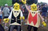Zijn en hare LEGO kostuums