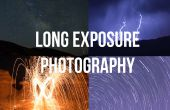 Lange blootstelling fotografie (Super eenvoudig)