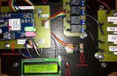 Domoticasysteem met behulp van de Arduino en SIM900 GSM module