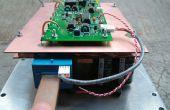 Huisgemaakte 100 HP Motor Controller voor een elektrische auto