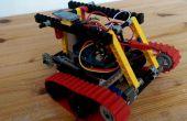 Lego-auto/tank, arduino ontmoet android