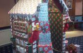Peperkoek xmas huis voor Santa!