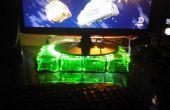 Jägermeister mod: koob van USB-powered LED monitorstandaard