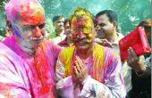 Een Amerikaanse Holi-festival: hoe te slapen hebben een goedkope, leuke en creatieve verjaardag
