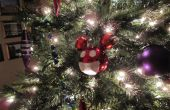 Hoe maak je een goedkope Deadmau5 Christmas Ornament