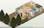 Ontwerpen van uw huis met Autodesk Homestyler