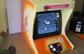Karton balk boven Arcade Game Console - Lithium regen gerecycleerd Entertainment Machine der gerechtigheid