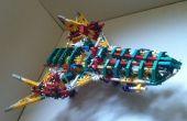 Knex Jetfire Transformer