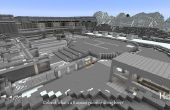 [Metal Gear Solid] MGS Shadow Moses: Metal Gear Solid opnieuw gedacht in vanille Minecraft