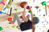 Hoe maak je klimmen houdt van Bowling ballen
