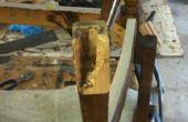 Hoe te repareren van een gebroken stoel voet