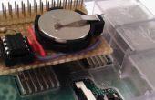 Een elegant, stapeling, Real timerklok voor Raspberry Pi