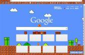 Maken van een aangepaste Google Chrome thema van Mario Brothers