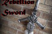 DMC opstand Cosplay zwaard
