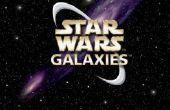Het uitvoeren van Star Wars sterrenstelsels zonder Hardware T & L