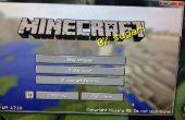 Minecraft Hoe installeer ik een kaart