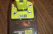 Maken van een power tool batterij multifunctionele