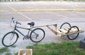 Maak een fiets aanhangwagen voor minder dan $10!