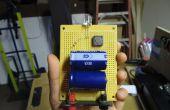 Oplaadbare Handheld condensator zaklamp