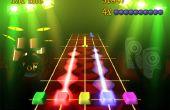 Hoe te spelen elk nummer van Guitar Hero en Rock Band kostenloos.