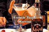 Lekker Frans Toast Martini