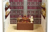 Part one: How To Create the Queen's Dolls House Strong Room