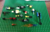 Collectie van Awesome Mini Lego Guns